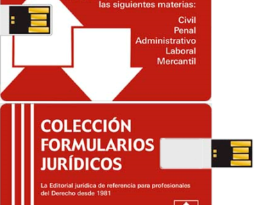 COLECCIÓN FORMULARIOS JURÍDICOS ICA ORIHUELA